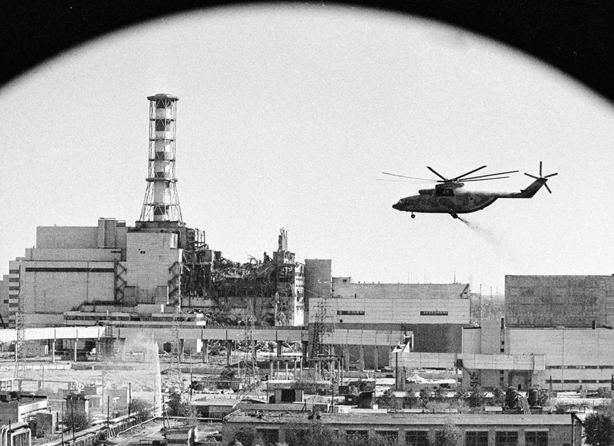 Про фейки про підвищений рівень радіації в Чорнобильскій зоні