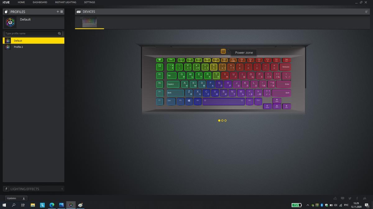 Огляд ігрового ноутбука Lenovo Legion Y740. Стильний велетень для геймерів