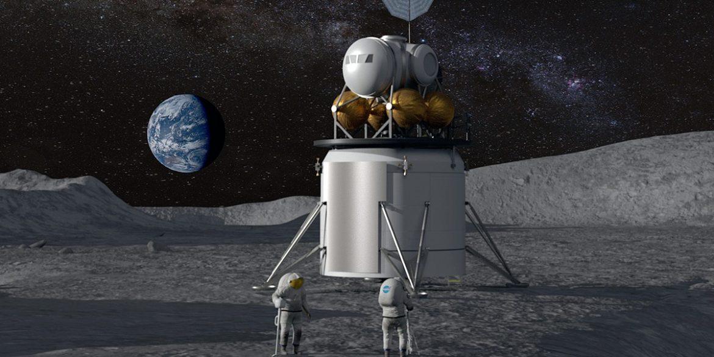 NASA планує побудувати атомну станцію на Місяці