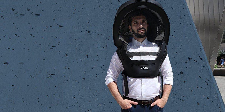 Канадський інженер розробив шолом для захисту від COVID-19