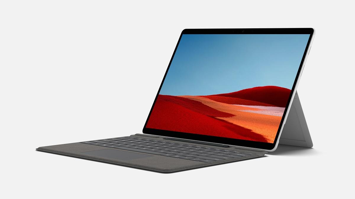 У мережі з'явилися зображення планшета Microsoft Surface Pro 8 і ноутбука Surface Laptop 4