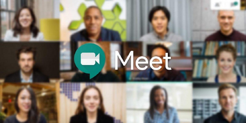 В Google Meet з'явився фон, що настроюється