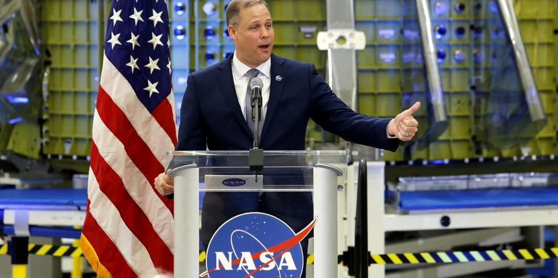 Глава NASA Джим Брайденстайн подасть у відставку після перемоги Джо Байдена