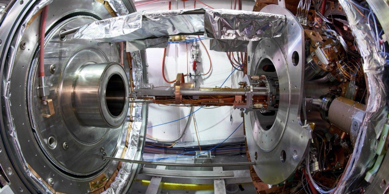 Вчені створили пристрій для транспортування антиматерії