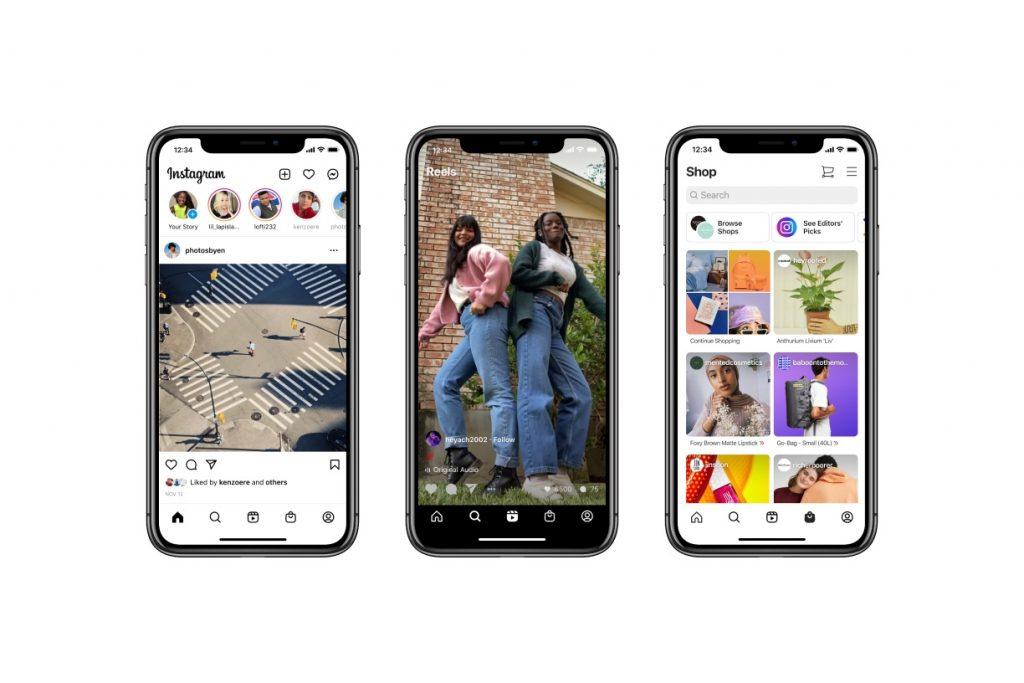 Instagram оновив дизайн головної сторінки