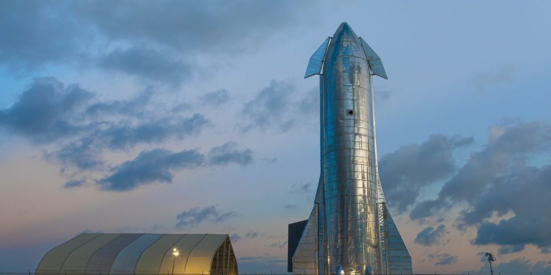 SpaceX готує прототип Starship до 15-кілометрового польоту