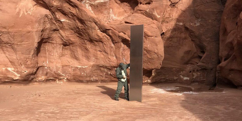 У штаті Юта знайшли металевий обеліск невідомого походження