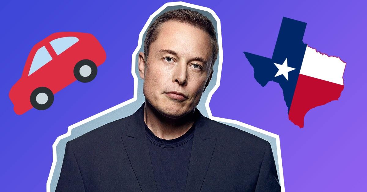 Податки або космодром. Чому Маск та Tesla переїхали з Каліфорнії