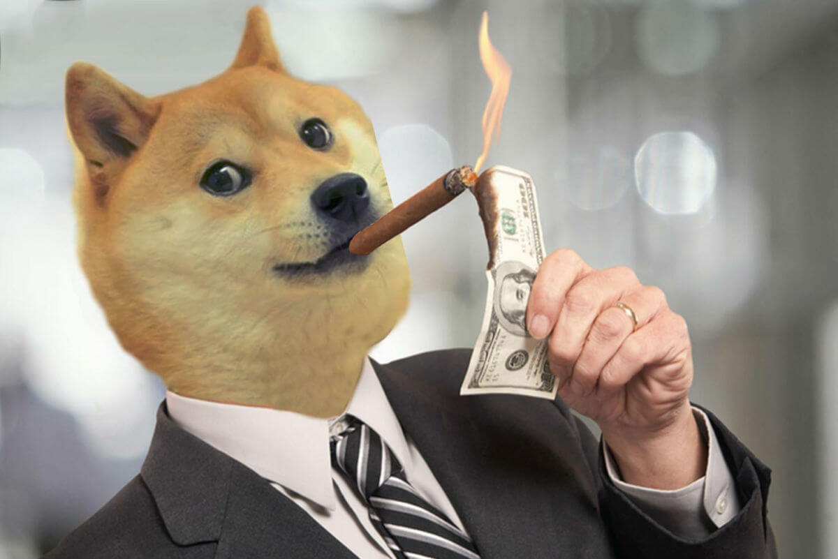 Криптовалюта Dogecoin виросла на 20% після твіта Ілона Маска