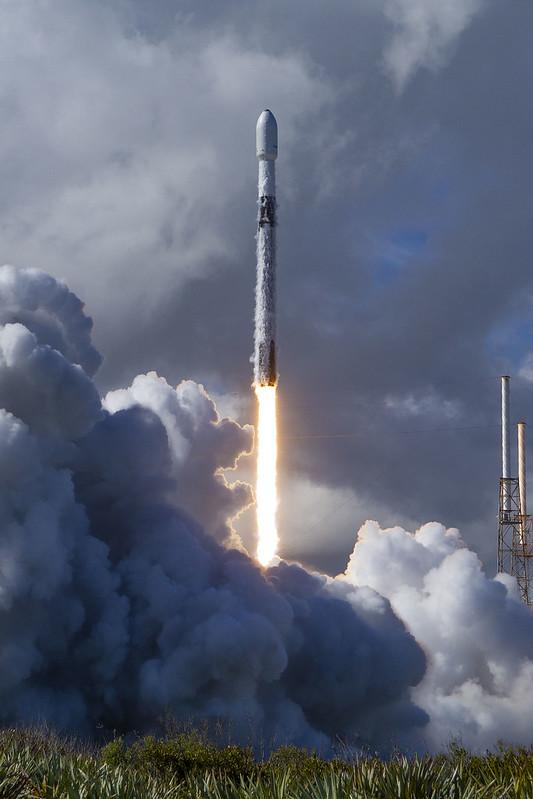 Сьомий політ ракети Falcon 9 від SpaceX. Як це було