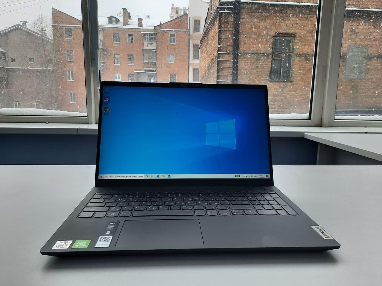 Огляд Lenovo ideapad 5. Легкий повсякденний ноутбук для динамічного користувача