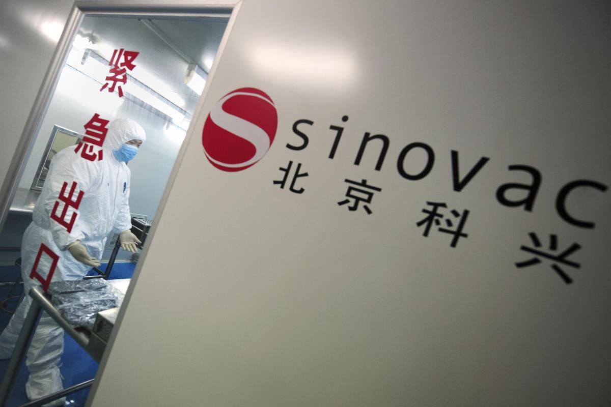 Україна придбає майже два мільйони доз китайської вакцини