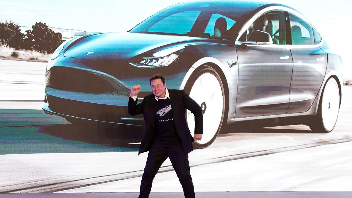Капіталізація Tesla перевищила 600 мільярдів доларів