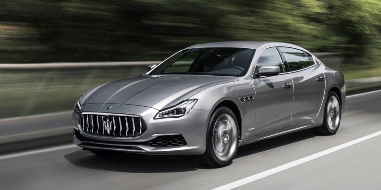 Протягом п'яти років всі автомобілі Maserati стануть електричними