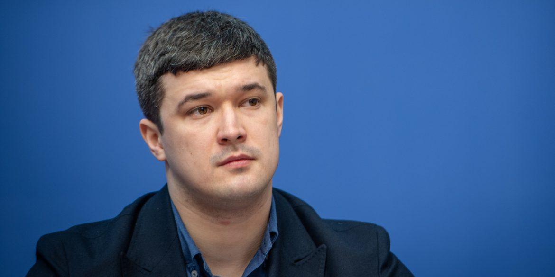 Михайло Федоров презентував 100 перемог Мінцифри за 2020 рік