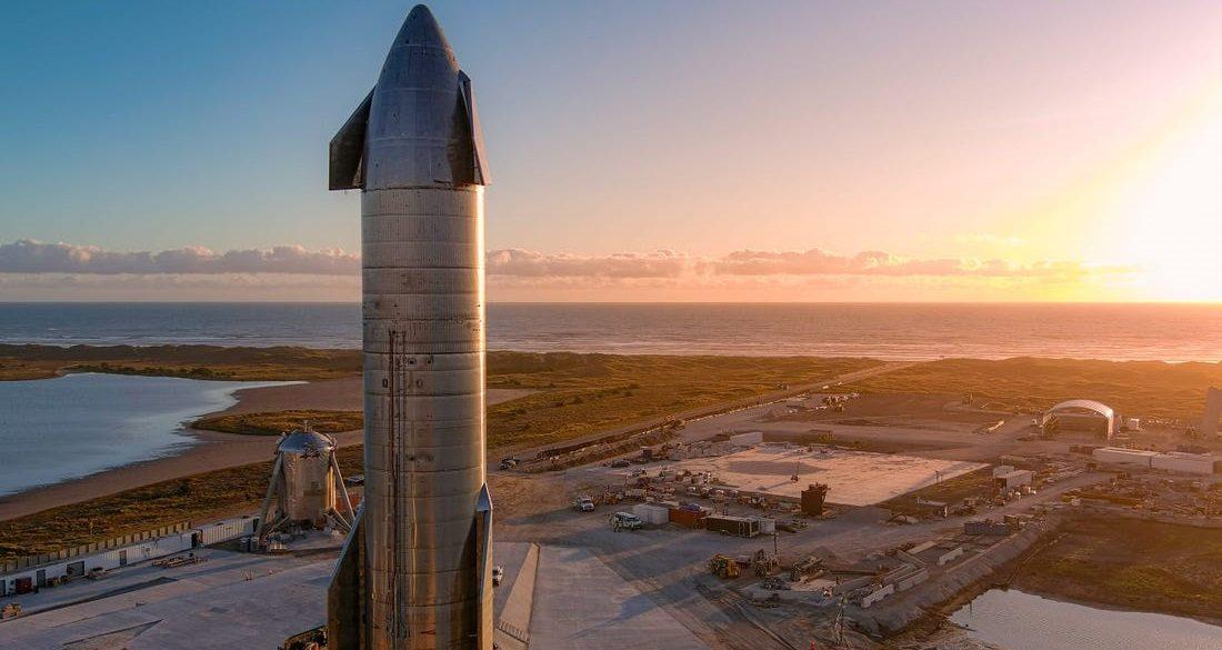 SpaceX скасувала запуск корабля Starship за одну секунду до старту