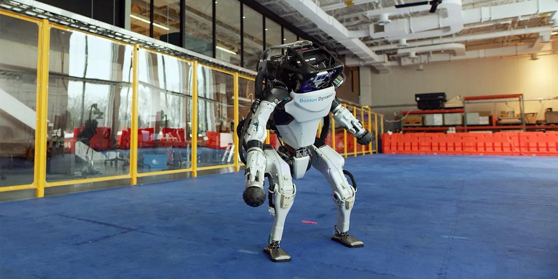 Boston Dynamics випустила новорічне відео з танцюючими роботами