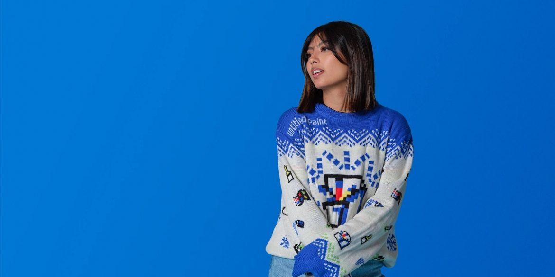 Microsoft випустив «потворні» светри в стилі Paint і Windows