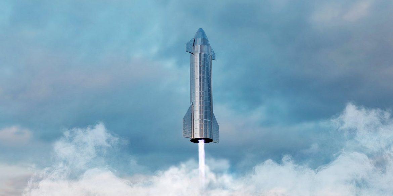 SpaceX показала нове відео випробувань космічного корабля Starship
