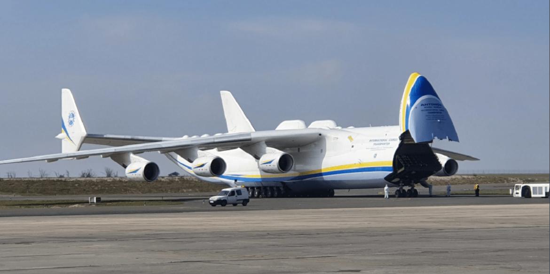 «Авиалинии Антонова» возобновили коммерческие полеты Ан-225 «Мрия»