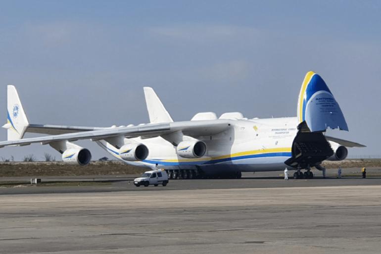 «Авіалінії Антонова» відновили комерційні польоти Ан-225 «Мрія»