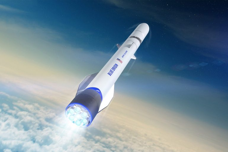 NASA уклало контракт з компанією Джеффа Безоса Blue Origin на запуск ракет