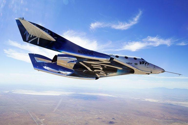 Virgin Galactic може здійснити випробувальний політ корабля VSS Unity на наступному тижні