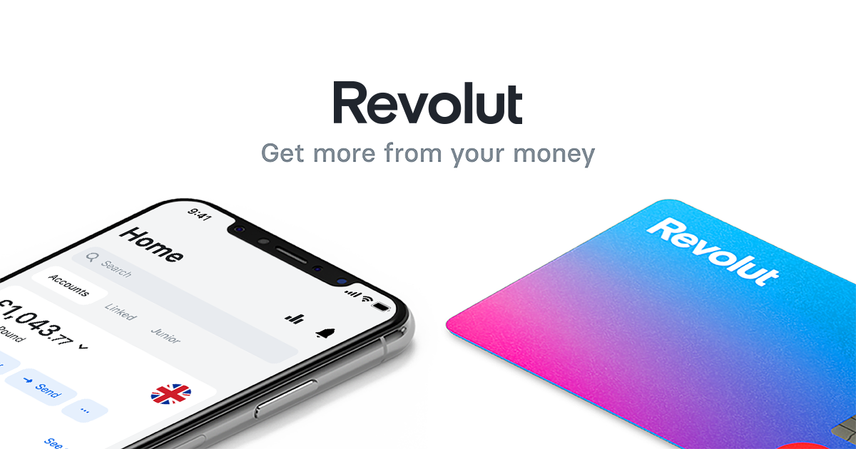 Фінтех-стартап Revolut запустив власне рішення для еквайрингу