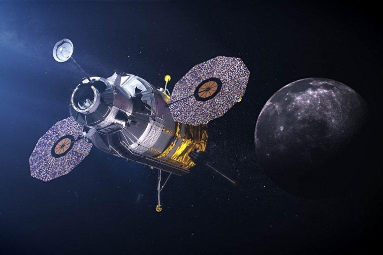 NASA вибрала компанії для покупки місячного грунту