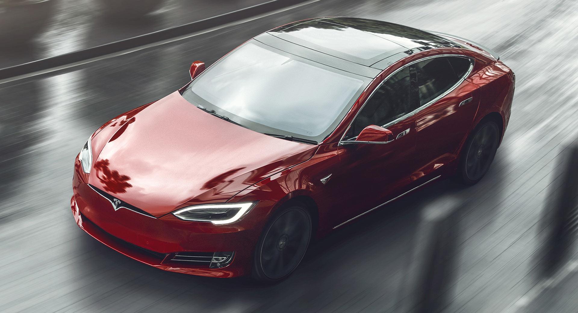 Як виглядає новий дизайн Tesla Model S