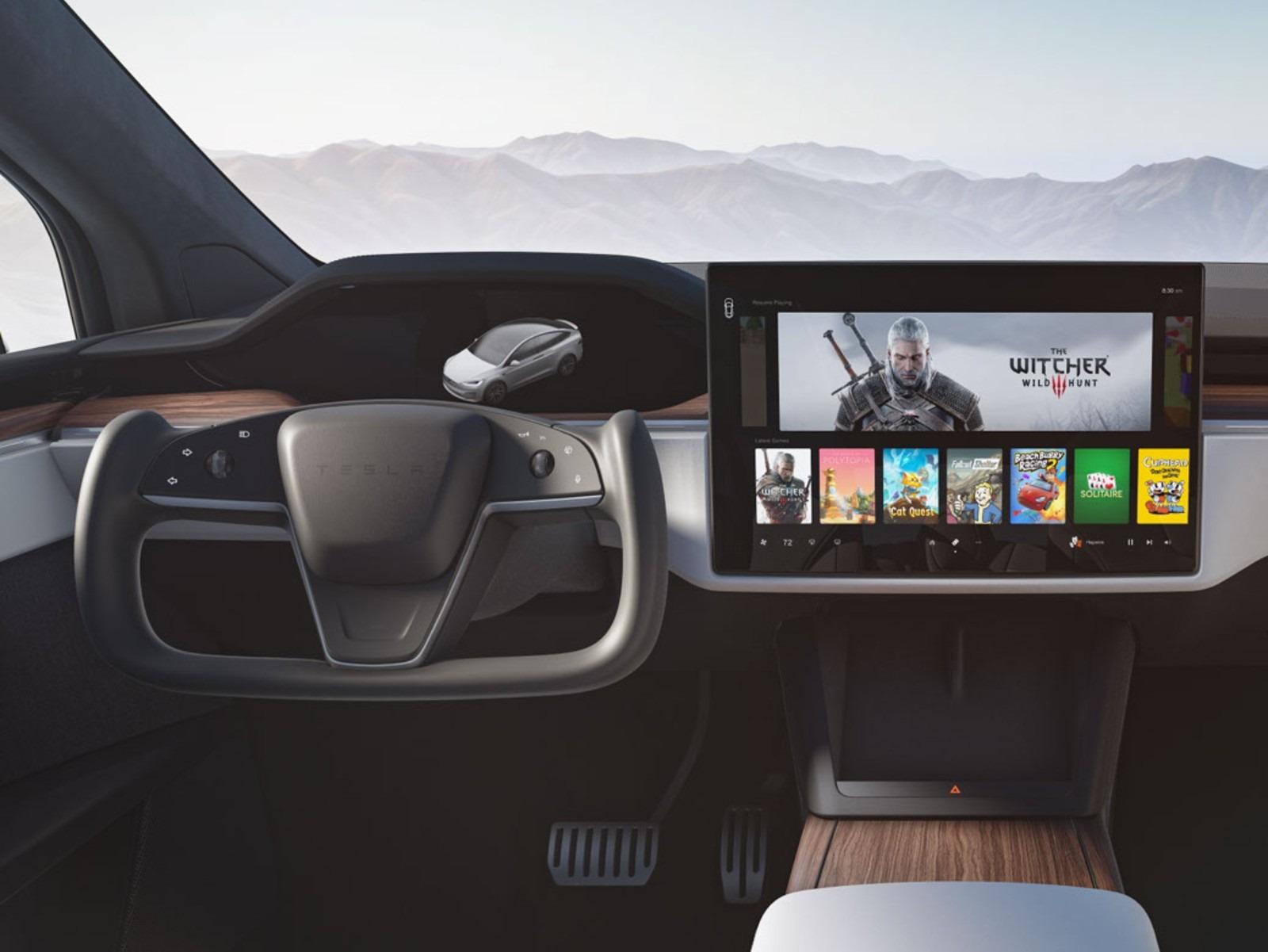 Редизайн Tesla Model S. Як він виглядає