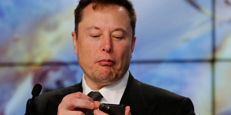 Tesla шукають фахівця, який буде захищати Ілона Маска від критики в Twitter