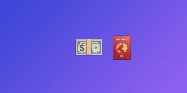 Нацбанк дозволив здійснювати міжнародні грошові перекази по цифровим паспортам