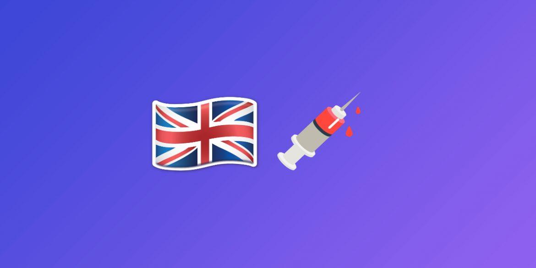 У Великій Британії заявили про 89% ефективність вакцини Novavax