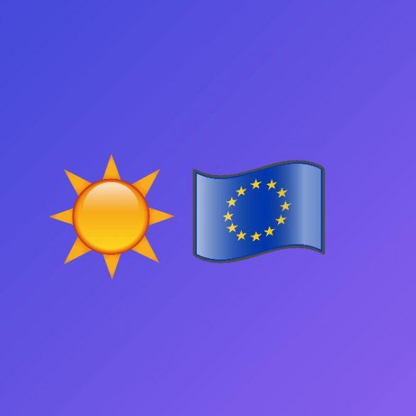 Вперше в історії ЄС «зелені» джерела енергії обійшли викопне паливо у виробництві електрики