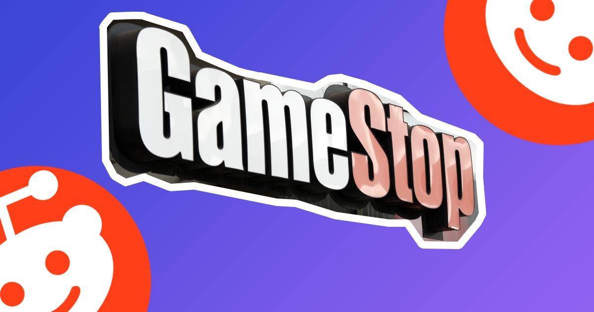 Как Маск и Reddit помогли сети оффлайновых магазинов GameStop