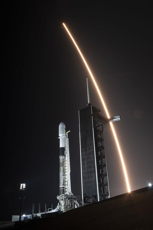 Spacex доставила на орбіту 18-ту партію супутників Starlink. Як це було