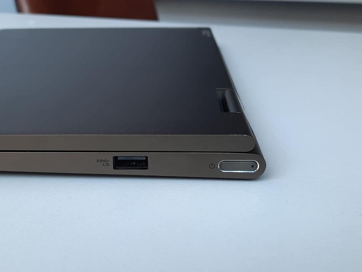 Обзор Lenovo Yoga 7i. Компактный трансформер с акцентом на безопасности