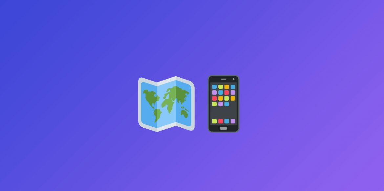 В Google Maps для Android з'явилася темна тема