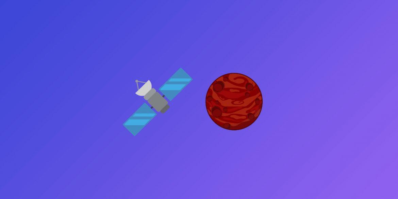 Перший арабський міжпланетний зонд сьогодні вийде на орбіту Марса