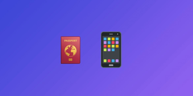 ВР прийняла законопроект про використання Е-паспортів нарівні з паперовими