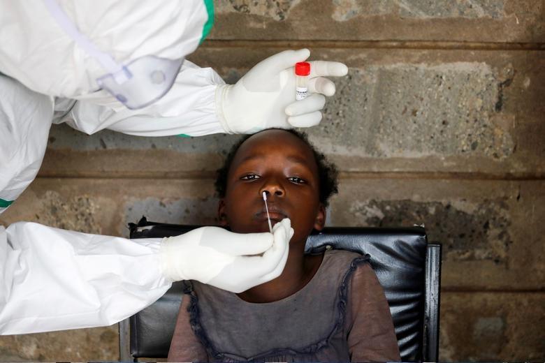 Як ми прожили рік з ковідом. Фото Reuters