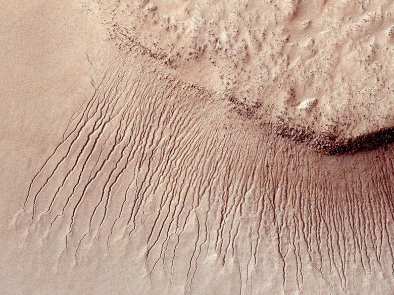 Блакитний Марс. Як четверта планета лишилася без океанів
