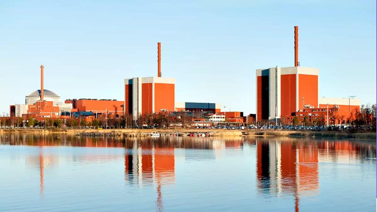 Фінляндія збудує найбільший ядерний реактор в Європі