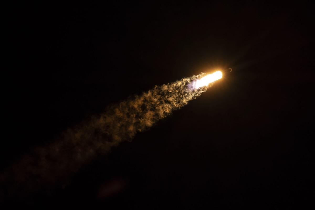 Фото SpaceX. Як виглядали останні запуски Falcon 9