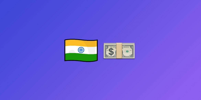 Facebook і Google створять в Індії сервіс цифрових платежів