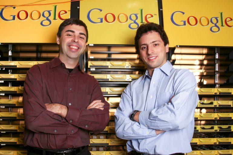 Статки зпівзасновників Google перевищили $100 мільярдів
