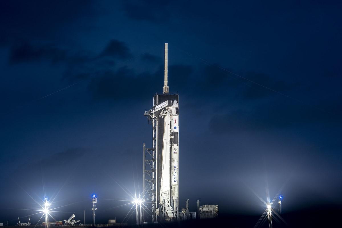 Фоторепортаж від SpaceX: запуск місії Crew-2 на ракеті Falcon 9
