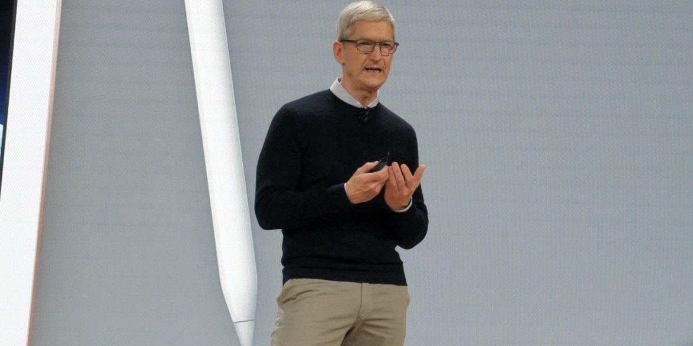 Тім Кук планує залишити посаду гендиректора Apple протягом 10 років