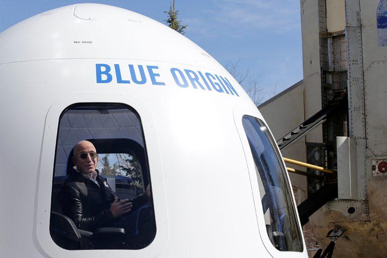 Blue Origin оскаржить вибір SpaceX для будівництва посадкового модуля на Місяці